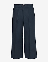 2NDDAY - 2ND Tessa - wide leg trousers - navy blazer - 0
