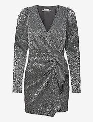 2NDDAY - 2ND Edition Trina - korte jurken - silver - 1