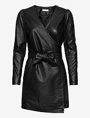 2NDDAY - 2ND Electra - robes portefeuille - black - 0