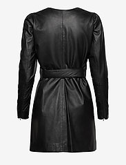 2NDDAY - 2ND Electra - robes portefeuille - black - 1