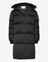 2NDDAY - 2ND Puff - padded coats - black - 0