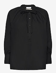 2NDDAY - 2ND Roland Thinktwice - long sleeved blouses - black - 0