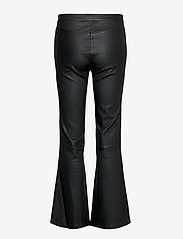 2NDDAY - 2ND Mauser - leather trousers - black - 2