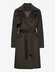 2NDDAY - 2ND Livia - wool coats - understated black - 1