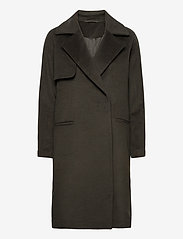 2NDDAY - 2ND Livia - wool coats - understated black - 3