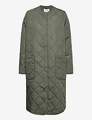 2NDDAY - 2ND Elvira Thinktwice - quilted jackets - castor - 0