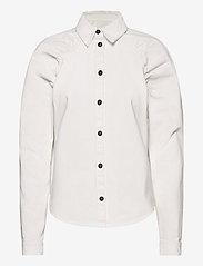 2NDDAY - 2ND Kern ThinkTwice - long-sleeved shirts - jet stream - 1