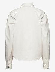 2NDDAY - 2ND Kern ThinkTwice - long-sleeved shirts - jet stream - 2