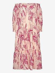 2NDDAY - 2ND Sam Domingo - summer dresses - domingo pink - 2
