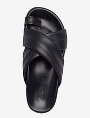 2NDDAY - 2ND Henri - flat sandals - black - 3