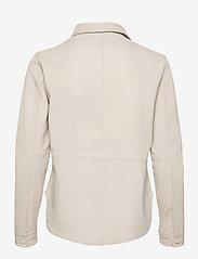 2NDDAY - 2ND Diane - long-sleeved shirts - silver birch - 1
