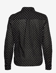 2NDDAY - 2ND Stace ThinkTwice - long sleeved blouses - black - 2