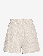 2NDDAY - 2ND Kassandra Stripe - casual shorts - taos taupe - 1