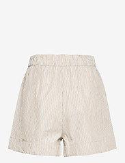 2NDDAY - 2ND Kassandra Stripe - casual shorts - taos taupe - 2