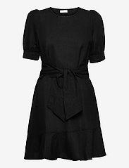 2NDDAY - 2ND Vera - summer dresses - jet black - 1
