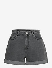 2NDDAY - 2ND Goa Thinktwice - jeansshorts - un black denim - 1