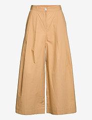 2NDDAY - 2ND Iva Thinktwice - bukser med brede ben - lark - 1