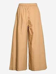 2NDDAY - 2ND Iva Thinktwice - bukser med brede ben - lark - 2