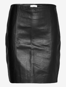 2ND Electra - korta kjolar - black