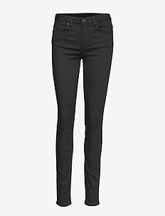 2ND Jenna Perfect Blacked - skinny jeans - black denim