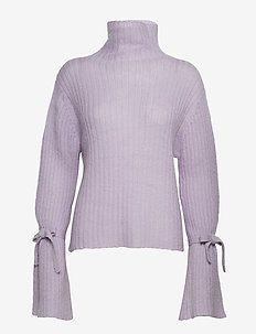 2ND Gilda - turtlenecks - orchid petal