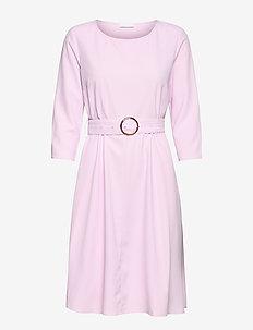 2ND June - midi kjoler - lavender fog