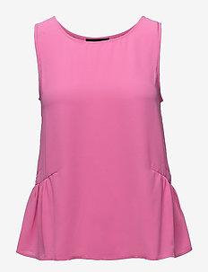 2ND Dawn - sleeveless blouses - azalea