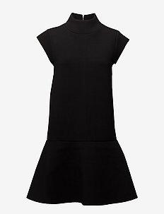 2ND Viktoria - midi jurken - black