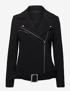 2ND Beha - wool jackets - navy blazer