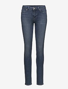 2ND Jolie Lightplay - slim jeans - mid blue