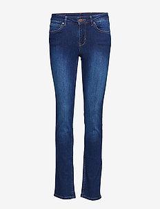 2ND Sally Canyon - dżinsy skinny fit - indigo stone wash
