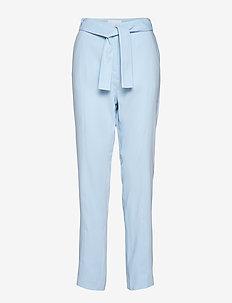 2ND Megan - broeken med straight ben - aquamarine