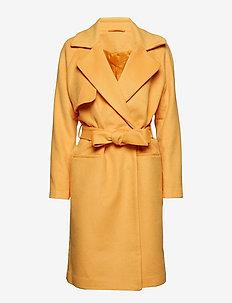 2ND Livia - wełniane płaszcze - artisan's gold
