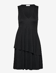2ND Evie - robes courtes - black