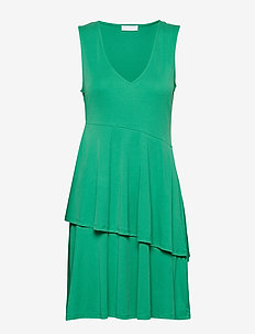 2ND Evie - robes courtes - jelly bean green