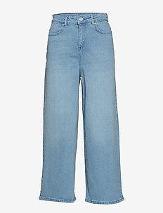 2ND Rachel - pantalons larges - light blue