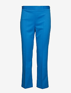 2ND July - broeken med straight ben - happy blue
