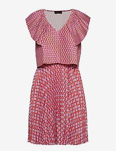 2ND Zsazsa Cirque - short dresses - cayenne
