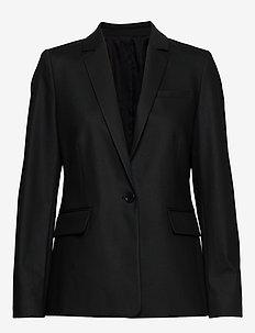 2ND Ross - blazers - black