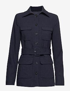 2ND Fray - vestes legères - navy blazer