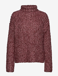 2ND Stardust - turtlenecks - fandango pink