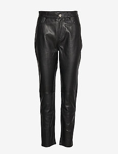 2ND Boogie - pantalons droits - black