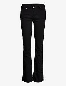 2ND Remi Perfect Blacked - bootcut jeans - black