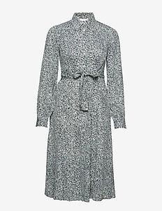2ND Limelight Springle - robes chemises - atlantic deep