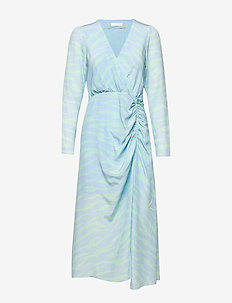 2ND Edition Kate Zebra - robes longues - brook green