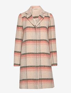 2ND Leona Brushed - manteaux en laine - bruschetta