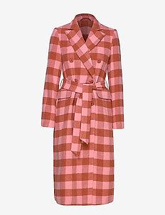 2ND Dusterly Grunge - manteaux en laine - flamingo pink