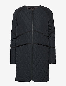 2ND Metts - quilted jackets - black