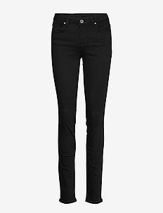 2ND Sally Boss - dżinsy skinny fit - black denim