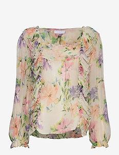 2ND Colette Wonder - blouses à manches longues - jet stream
